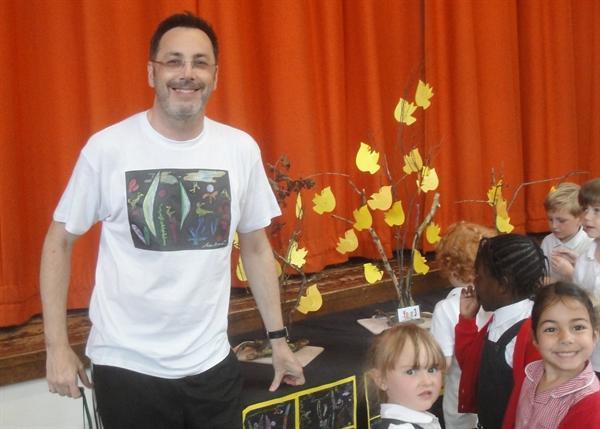 Lovely T-shirt Mr Harris