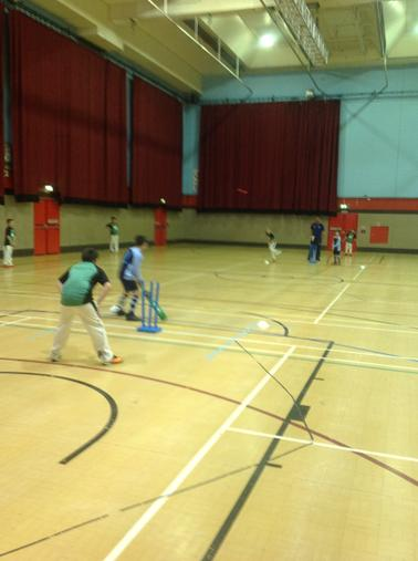 Indoor Cricket Tournament 2014 November
