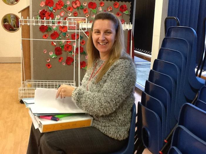 Mrs Carrie Morley- Teaching Assistant