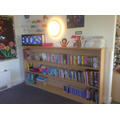 Year 6 have a huge selection of books to choose