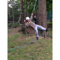 Tori losing her balance