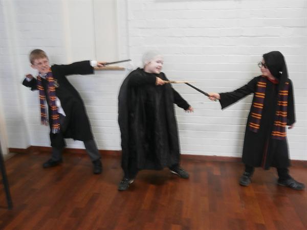 Harry Potter Mahem!