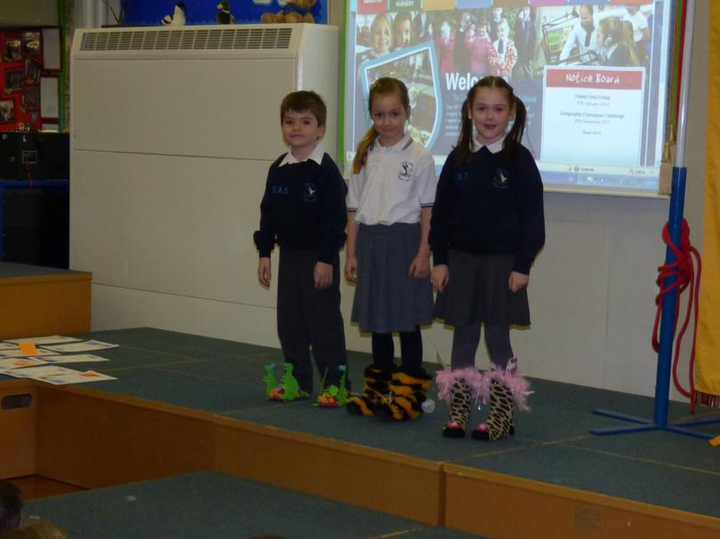 Finalists for KS1