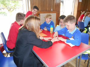 June 2014 - Higham Lane Numeracy Workshop - Year 5 4