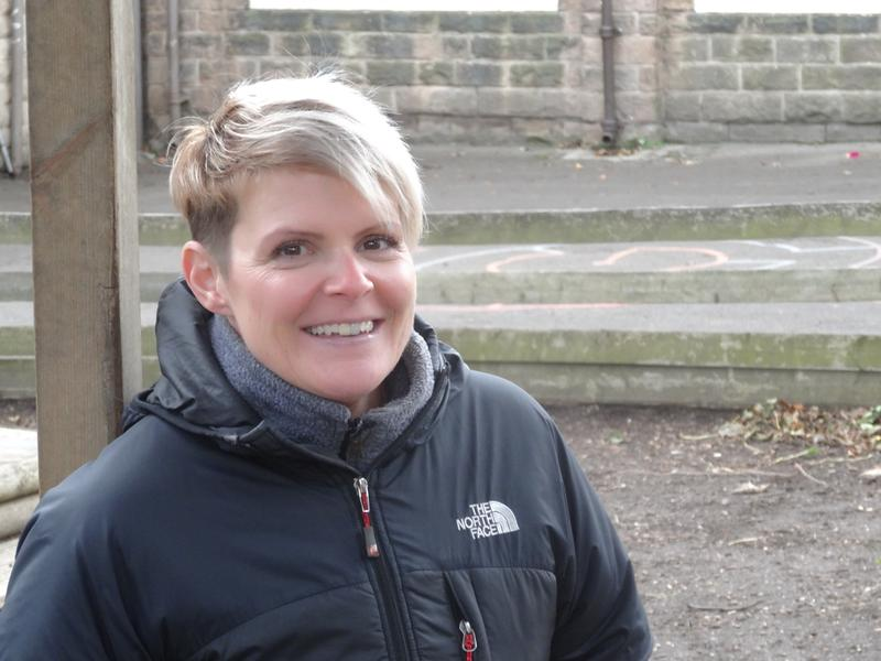 Mrs Briddon Nursery, Foundation Stage Leader