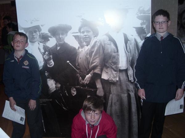 Titanic Exhibition - Ulster-American Folk Park