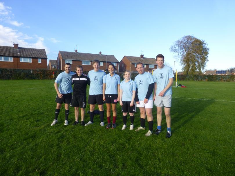 Staff Football team