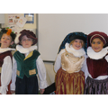 Fine tudor clothes