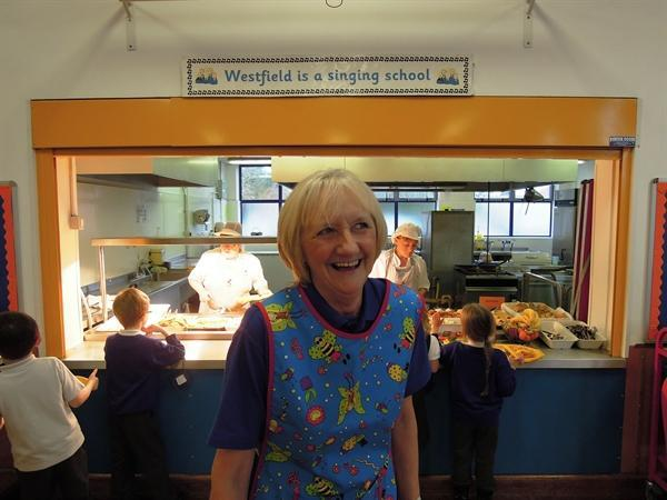 Mrs Hamilton, Lunchtime Supervisor
