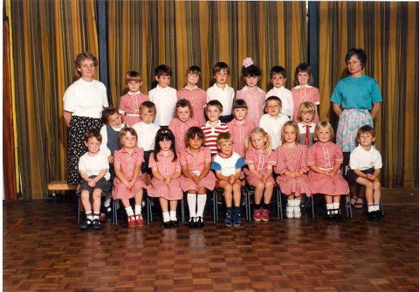 Another Class Photo from 1992