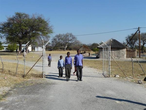 Chinchimane - we bought those gates!