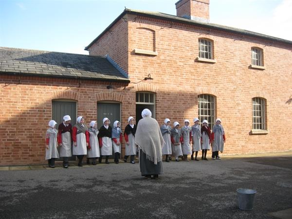 Visit to Southwell workhouse
