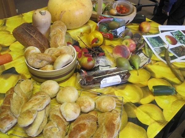 Ullswater Harvest tasting session Oct 2013