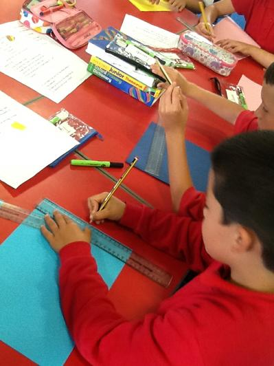 We measured accurately.