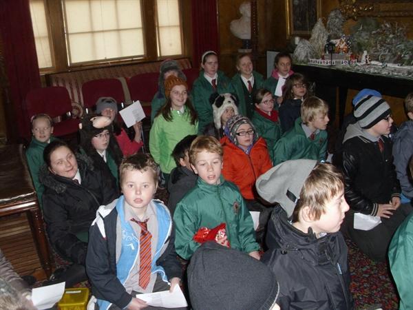 Victorian Nativity-The Argory