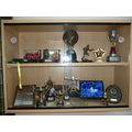 Our trophy cabinet