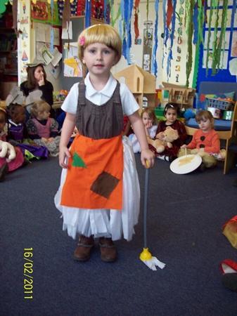 Book Character Day - Winner 'Cinderella'