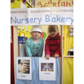 Nursery bakery.