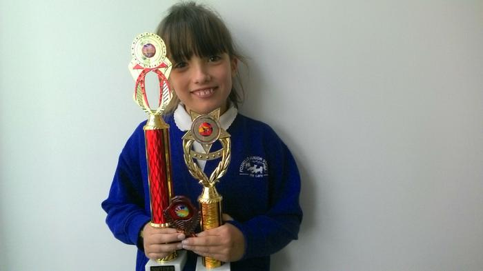 Courtney (6RE) - Free dance competition WINNER!