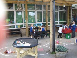Year R playground