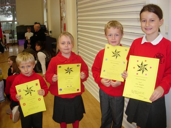 Star of the week - 8th Oct