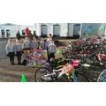 Launch of the Big Pedal & Bike-It Breakfast