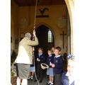 Bell ringing