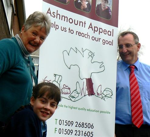Launching the Ashmount Appeal