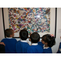 Looking closely at art at the October Gallery