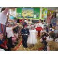 Nursery celebrate the royal wedding