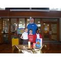 An assembly on light by John from Bridgebuilders.