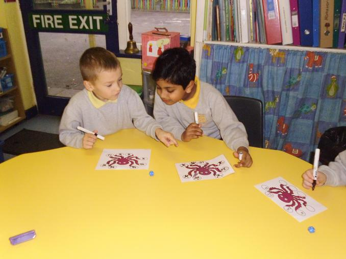 ''We have been multiplying numbers. ''