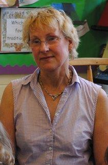 Mrs J. Whitlock - Nursery Assistant