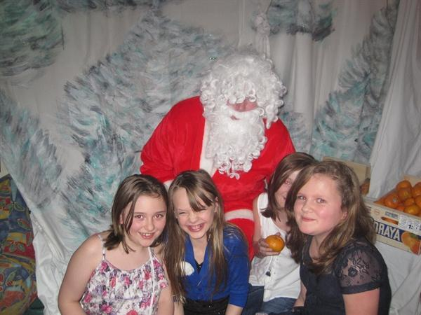 Santa@ Christmas Disco (Dec 11)