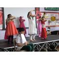 Then our fabulous dancers danced along to Malang.