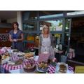 Posh Cake stall