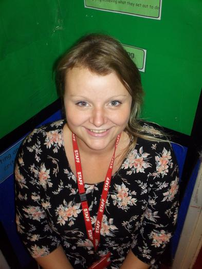 Miss L Backhouse - Teaching Assistant
