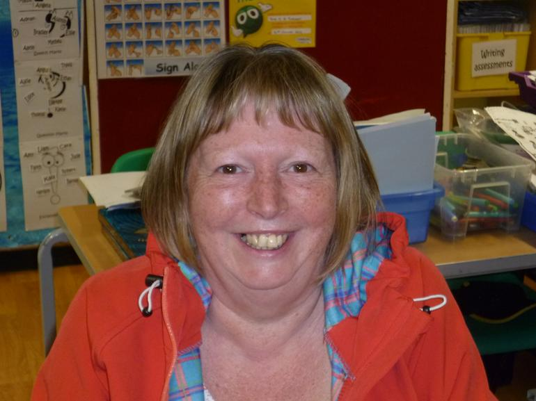 Vice Chair  Mrs Jeanette Wimpenny: