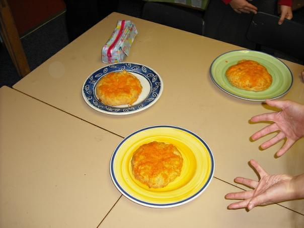 Delicious cheese scones!