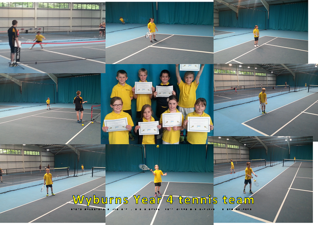 Tennis Champs May14