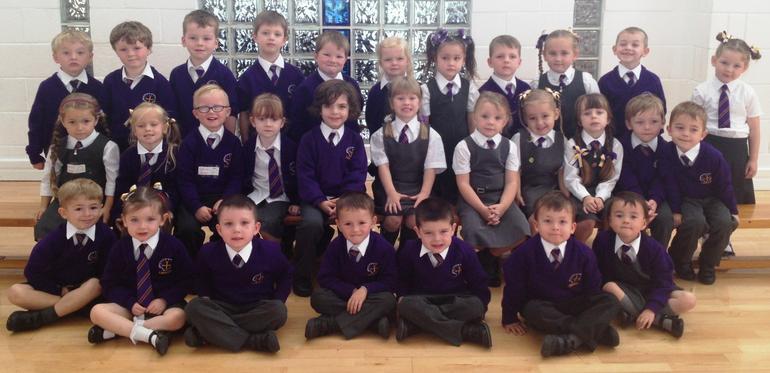 Miss Kelly's Class (RK)