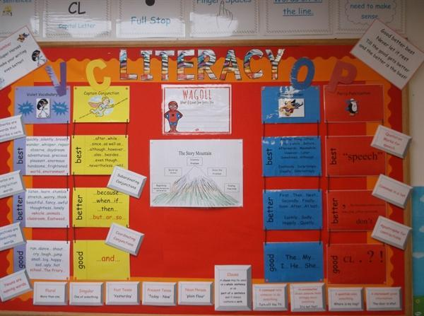 Literacy Ladders - good, better and best!