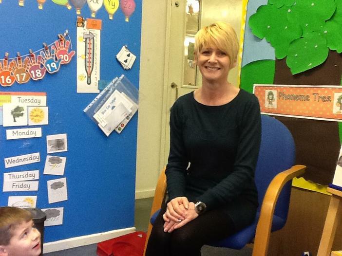 Mrs Diane Robinson- Teaching Assistant