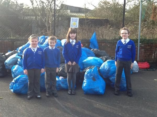 Bags for Schools campaign