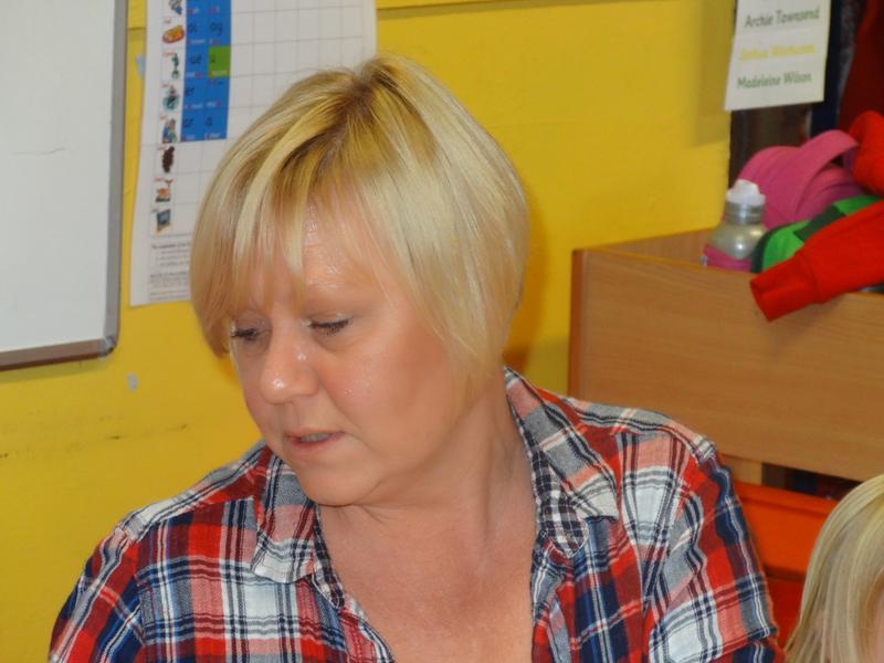 Mrs Pendleton Reception