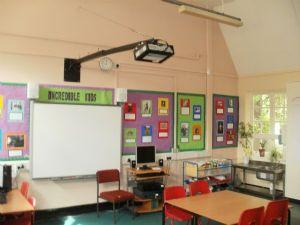 Teaching Assistants' Room