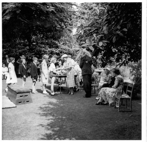 Prize giving 1955