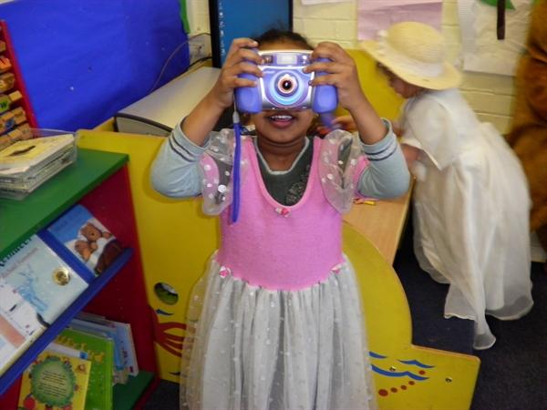 Learning to use a camera