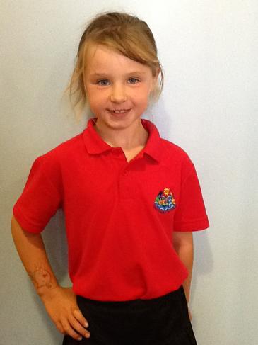 Crys Polo Ysgol £7.75 / School Polo Shirt £7.75