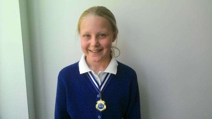 Larissa - Athletics medal